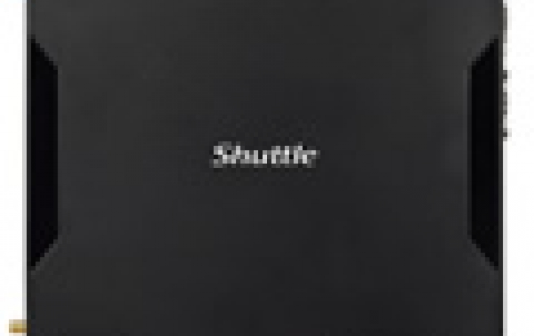 Shuttle Releases New 39 mm Thin Fanless PCs