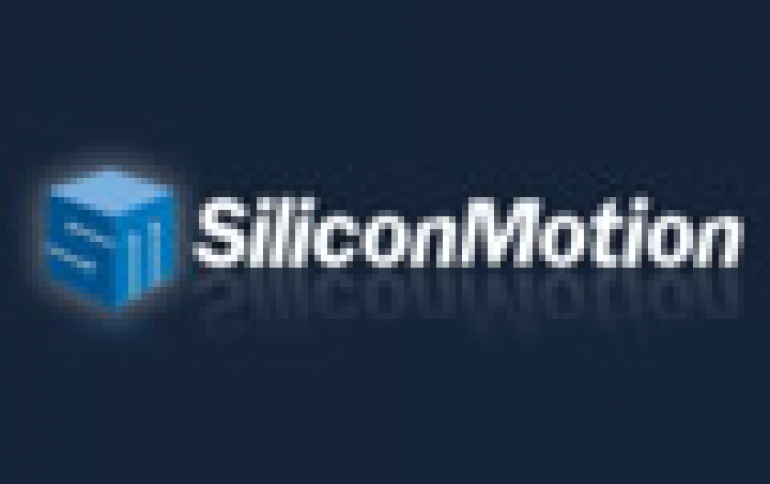 Silicon Motion Showcases New Controller Solutions for 3D