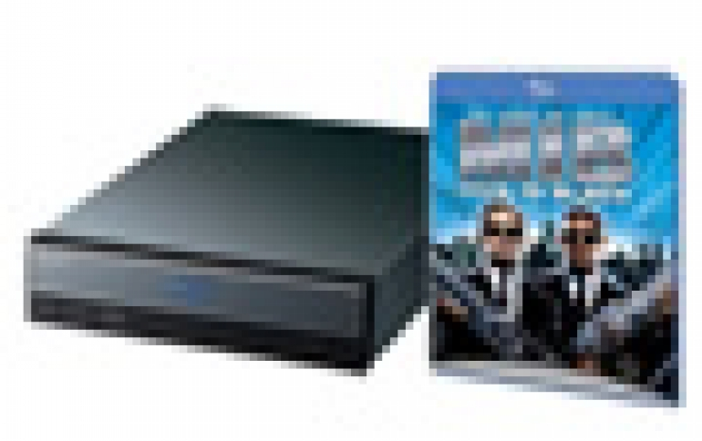 Sony Debuts BWU-300S 8X Blu-ray Disc Writer Drive