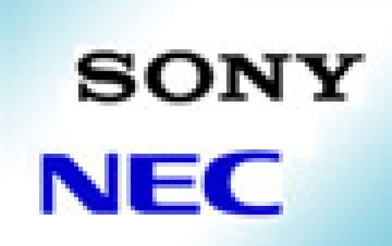 Sony NEC Optiarc Openned to Both Formats