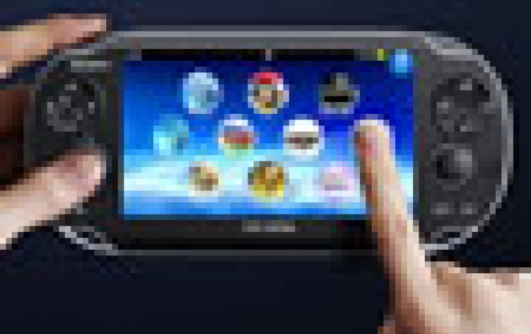 Sony Introduces PLAYSTATION VITA, New 3D Display