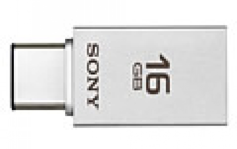 Sony Launches a New USB Type-C Flash Drive For Speed On The Go