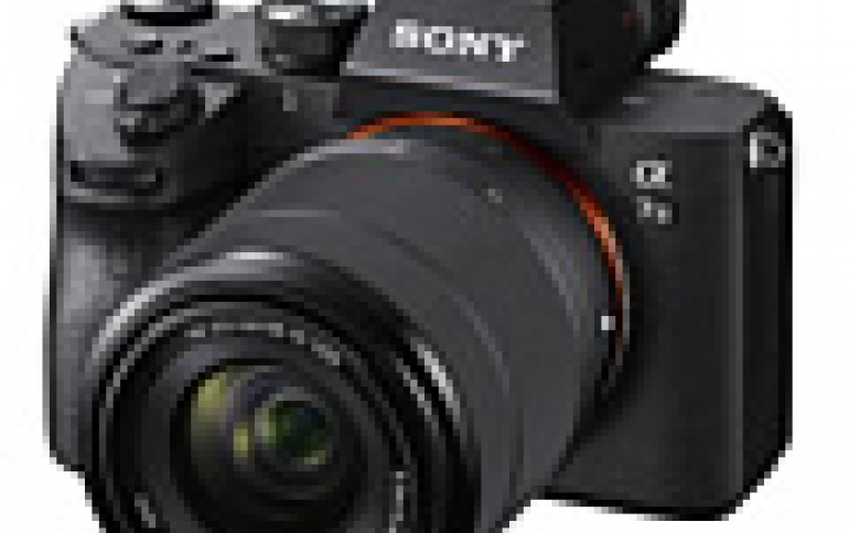 New Sony a7 III 24MP Full Frame Mirrorless Camera Retails For Less Than $2,000