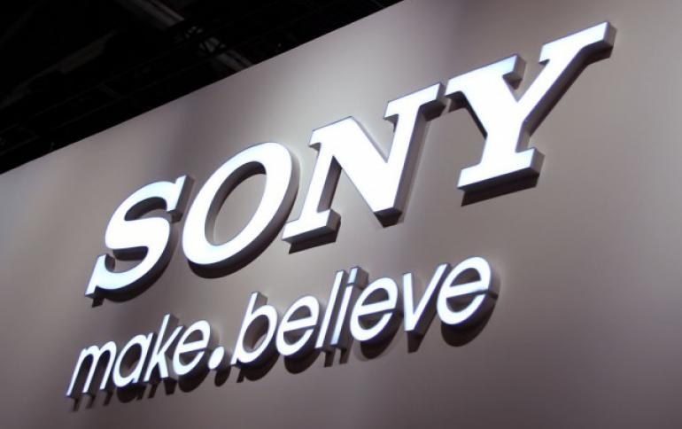 Sony Unveils New Line of Blu-ray Disc Players