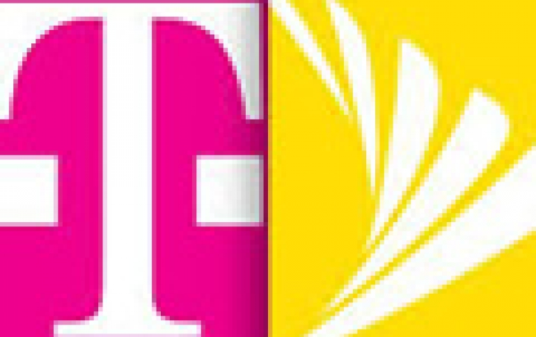 Sprint, T-Mobile Said to Begin Merger Talks
