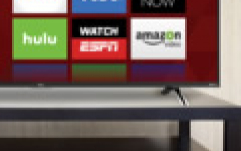 TCL 4K TCL Roku TVs Now Available In the U.S.