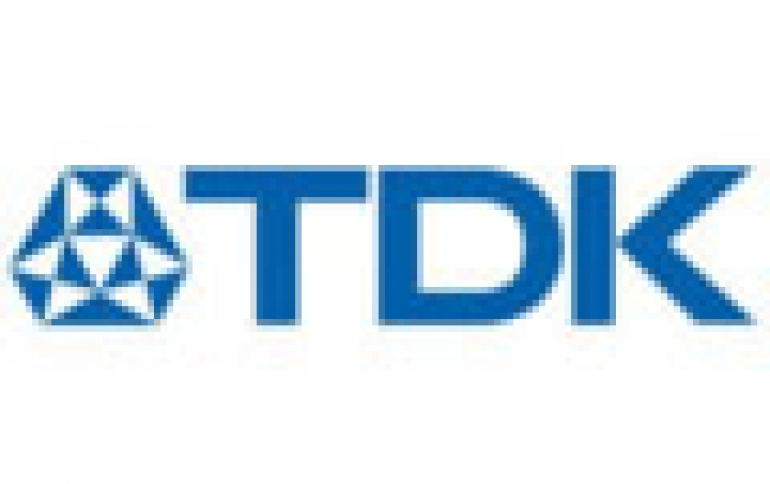 TDK Launches CAS1B Series of SATA CFast Card Type SSDs
