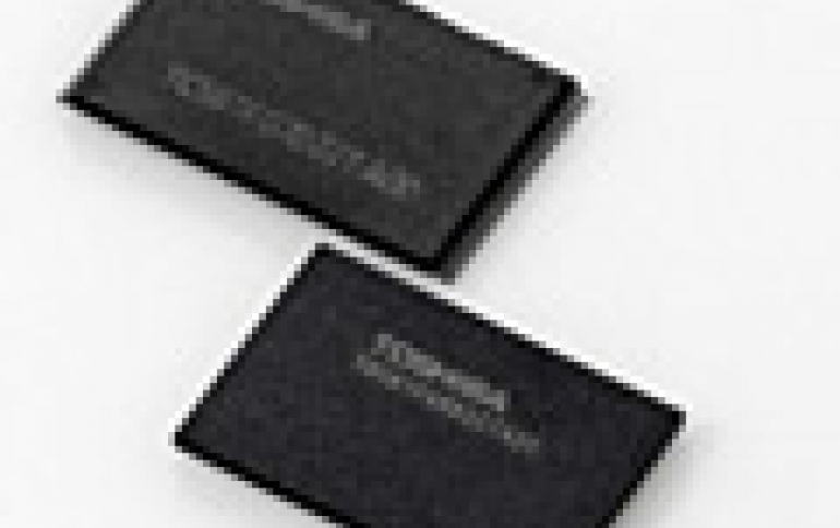 Toshiba, Sandisk, Develop First 48-layer 3D NAND For SSDs