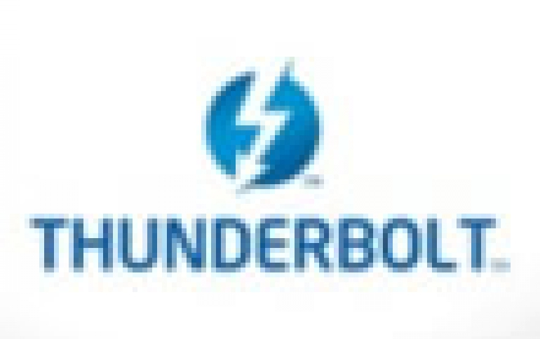 Intel Announces Thunderbolt Networking at NAB 2014