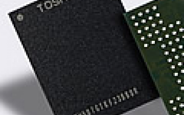 Toshiba Completes $18bn Sale of Flash Memory Unit