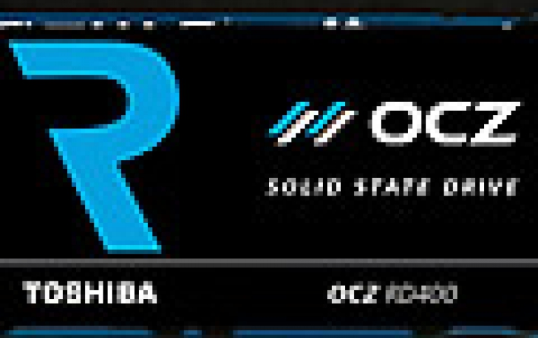 OCZ RD400 NVMe SSD Series Released