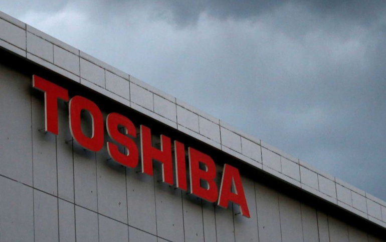 Foxconn, Apple, and SoftBank Pursue Acquisition of Toshiba Memory Unit