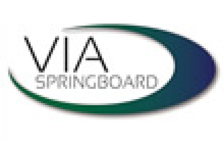 VIA Launches Springboard Platform For Android and Linux Devices