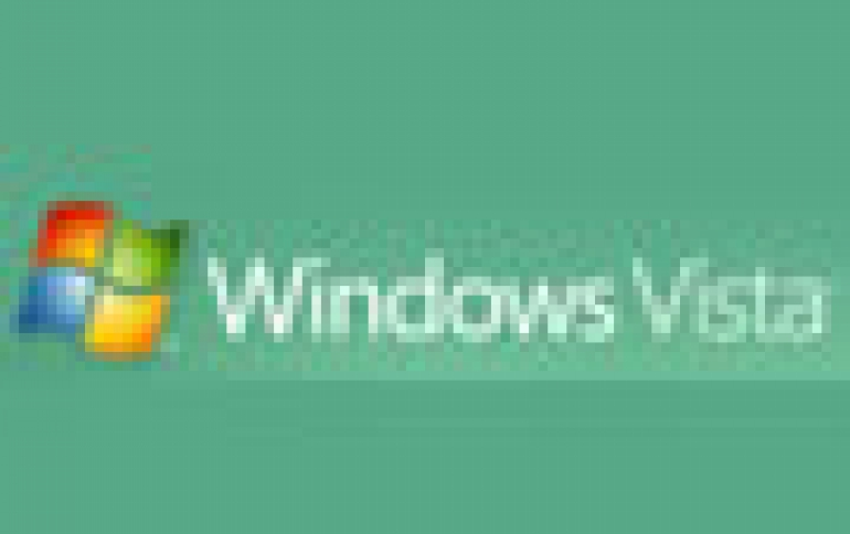 Microsoft Lists Applications  Certified for Windows Vista