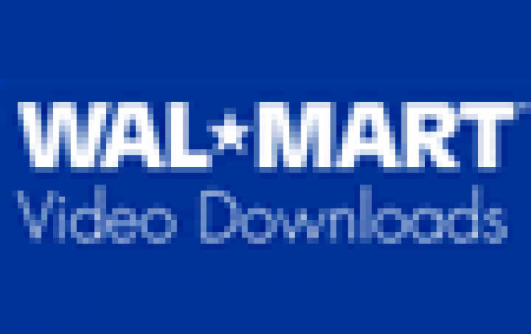 Wal-Mart Launches Video Download Service