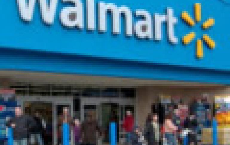 Walmart to Use Microsoft's Cloud Tech