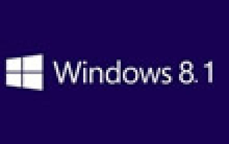 Microsoft Is Releasing Windows 8.1