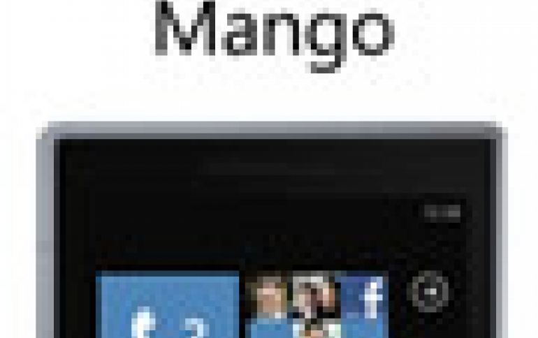 Mango Smartphones Coming From Nokia And Samsung