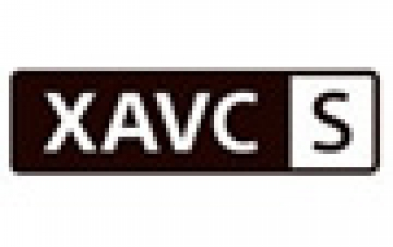 Sony Expands XAVC Format To Professional and Consumer Market