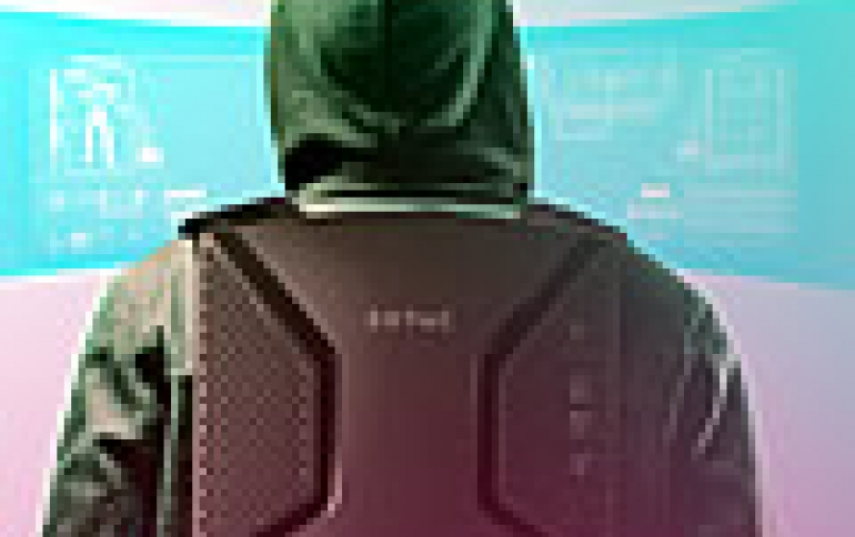ZOTAC VR GO Backpack Adds Freedom Limitless VR Playtime