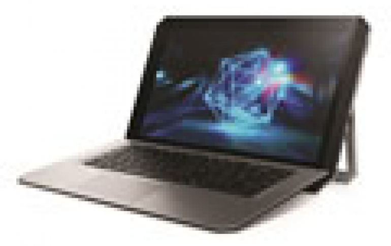 HP Launches the Powerful ZBook X2 Detachable PC