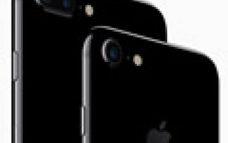 Apple iPhone 7 Remained Top Smartphone Model in First Half of 2017