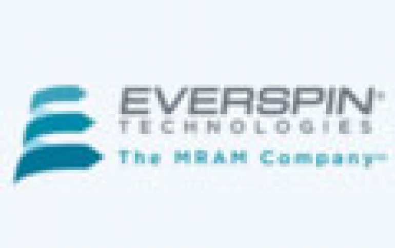 Everspin To Unveils Low Latency nvNITRO PCIe NVMe Storage Accelerators Based on Spin Torque MRAM