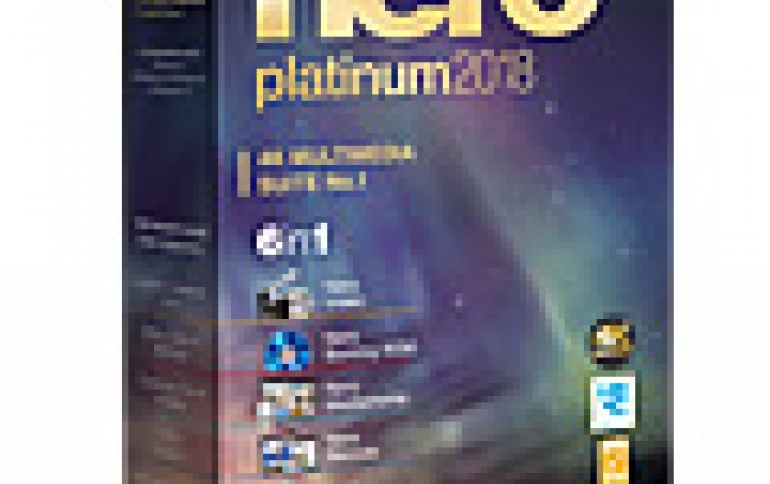 New Nero 2018 Adds More MultiMedia Functions