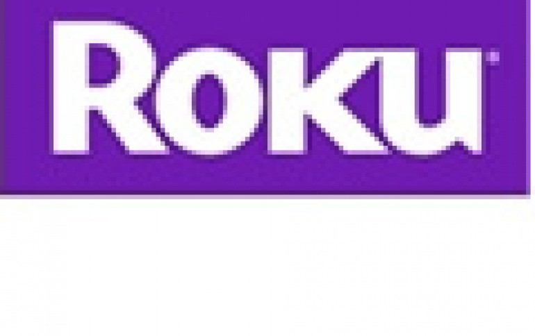 Roku Files For Initial Public Offering