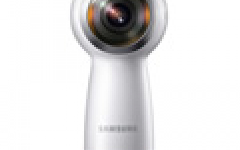 Samsung Gear 360 Availabile In-Stores For $230