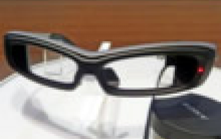 Sony Smart EyeGlass Prototype Appears At IFA