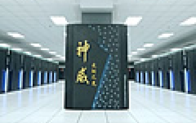 China Tops Supercomputer Rankings with New 93-Petaflop Machine
