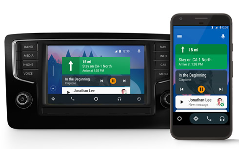 Audi and Volvo to Use Android Auto in Upcoming Cars
