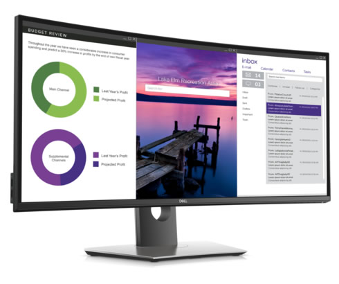 Dell Expands UltraSharp Monitor Family With New UltraSharp