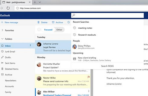 Microsoft Office Makeover Includes Simplified ribbon, New