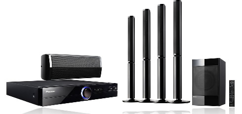 New Pioneer Blu-ray Home Cinema Systems Coming in Europe