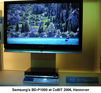 Samsung Delays US Blu-ray Player Launch to June